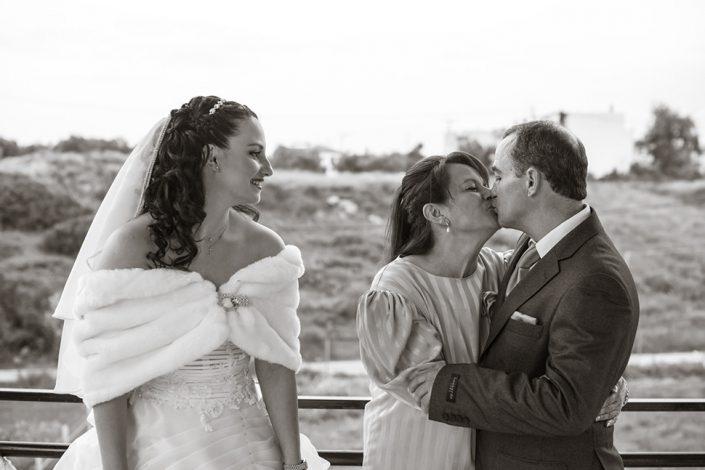 Φωτογράφηση Γάμου ασπρόμαυρη
