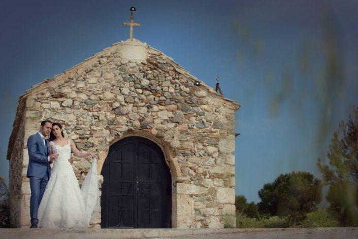 Φωτογράφηση γάμου εκκλησία