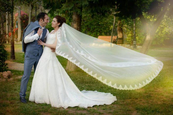 Φωτογράφηση γάμου στην ύπαιθρο