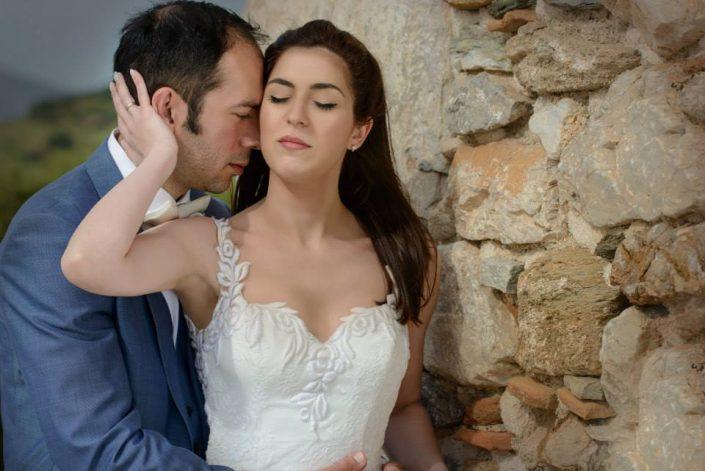 Φωτογράφηση παθιασμένου γάμου