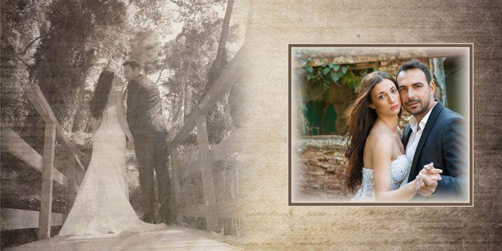 Φωτογραφίες γάμου στην Αθήνα vintage