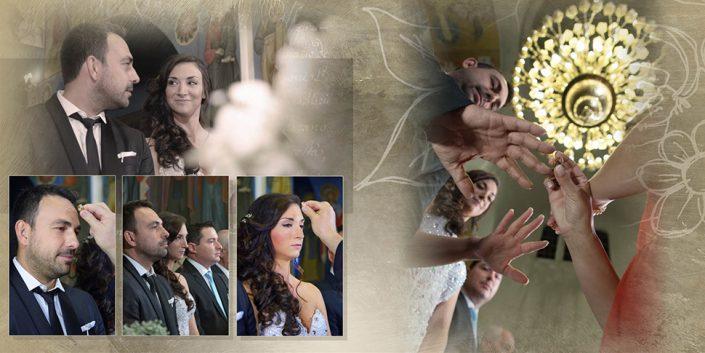 Φωτογραφίες γάμου στην Αίγινα vintage