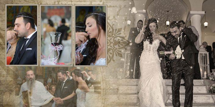 Φωτογραφίες γάμου στην Πάρο vintage