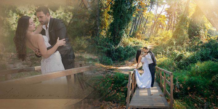 Άλμπουμ γάμου στην Κύπρο vintage
