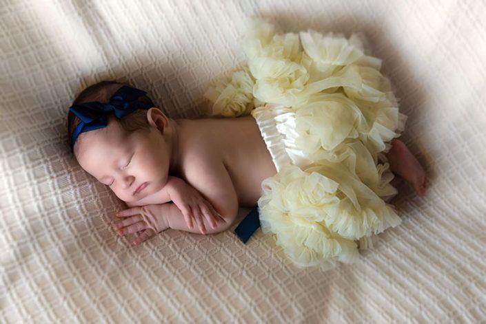 Φωτογράφηση στη Γλυφάδα νεογέννητου